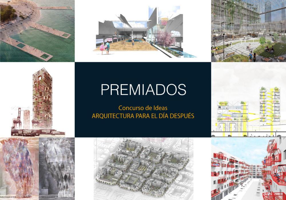 Concurso Asemas 'Arquitectura para el día después'